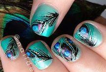 Nails / #nails #nail art / by Bobbie Ann