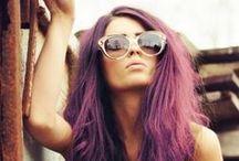 Hair / Hairstyles #hair / by Bobbie Ann