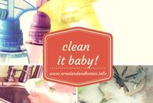 Clean It Baby! / Looking for great ideas on cleaning your house? Visit this board where I share all the cool ideas I find. For more great tips visit my website http://wwwl.arealandandhomes.info