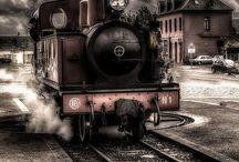 All Aboard... / Old train depots / by Angela