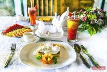 Food & Beverage Indulgence / Delicious food and beverage for your holiday in Bali. ;)