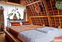 Villa Asli, Canggu / Villa Asli ingrained these two elements, ethnic and elegant. Resided in Canggu area, Villa Asli is a private Bali villa that captures the attention of travelers, especially those who loves traditional and warm loving home in the city.