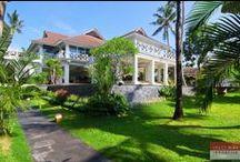 Villa Gajah Putih, Canggu / Settled just right in front of the beach, Villa Gajah Putih is a distinctive estate with an abundance feel of the beach.
