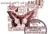 Trasferimento / Da The Graphic Fairy e varie fonti