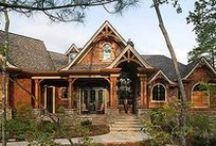 House Plans & Ideas / by Tammy