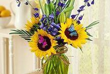 Local Artisan Designs- Sunflower Spectacular