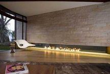Fireplaces / by Adriana Scopel