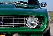 Chevrolet_Camaro / 1969 Chevrolet Camaro - Chevrolet - Camaro  / by Jason B