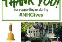 NH Gives Day / The real success of #NHGives will not be how much money we raise but the tremendous impact those dollars will have when nonprofits across the state put them to work! On June 7th, you will have 24 hours (one day!) to give where your heart is! To support our campaign, go to http://bit.ly/BHSBedford. Please help us by spreading the word about the Stevens-Buswell Community Center. The town of Bedford needs this space for residents of all ages to use. #Unselfie #communitycenter #bedfordnh