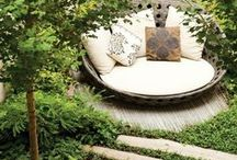 outdoor vision board / all things to improve outdoor space. / by Lisa Maloof