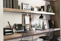Home Office / Inspirational home office spaces.
