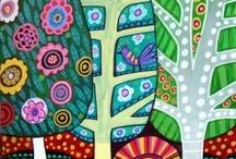 Whimsical Art Inspiration / Love whimsy