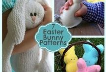 Easter Theme / Preschool, kindergarten, early elementary theme / unit curriculum, crafts, songs, finger plays, printables, games, math, science, ideas. See also Eggs, Farm