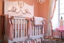 Baby/kid rooms and baby ideas / by Marisa Bell