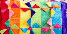 Fleece Fun / Featuring patterns and ideas from Fleece Fun! Easy and free patterns using fleece as the main material.