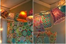 Easy to Make Home Decor / You can liven up any room with these simple ideas / by Angel ~ Fleece Fun