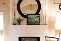 Mantels / by Susie {a.k.a. Mrs. V}