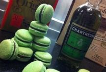 Cuisine à base de Chartreuse / Cooking with Chartreuse