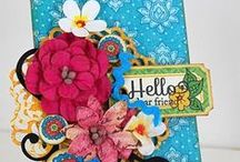 Cards and Stamping