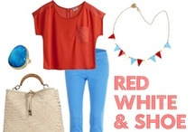 Red, White & Shoe / by Famous Footwear