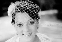 Birdcage bridal veil / Generates vintage veil of your dreams