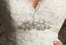 Bridal dress / unique bridal dress inspired
