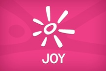 Turn On Your Joy / foods, colors, plants, exercises and all types of things that can help emotionally turn on Joy