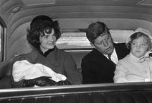 JFK & Jackie / by Mary Junger Dorniden