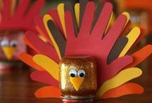Thanksgiving Décor / Thanksgiving décor, tableware, DIY projects and craft ideas that will get your creative juices flowing!  / by Meijer