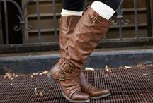Winter Boots / Winter is all about boots! We're bringing you our favorite boots and booties to complete day and night looks.  / by Famous Footwear