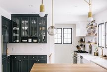Kitchens / Amazing kitchen spaces for ideas and inspiration.