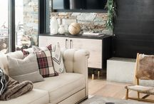 Cozy Corners / Inspiration to create cozy corner spaces for reading, lounging and more.