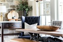 Dining Rooms / Dining room inspiration.