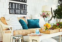 Sunrooms / Inspiration for gorgeous, sunny spaces.