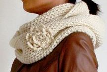 Scarf Patterns and Tutorials / Fun, stylish and free scarf patterns and tutorials. / by Angel ~ Fleece Fun