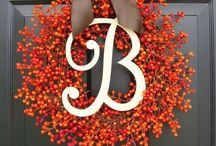 2013 Fall Pinterest Party / by Allison Zehnder