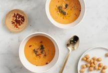 // Soup + Crockpot // / Real food *Soup* and *crockpot* recipes with absolutely no processed ingredients, GMO's or any other industrialized foods.  Just real, wholesome, and nourishing.  You can find stocks, soups, stews and the such in here.