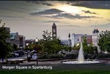 Spartanburg PLACEBOARD! / An interactive map of Spartanburg, SC!