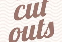 Cut It Out / Cutouts are one of the hottest shoe trends for spring and summer! Showing little glimpses of skin, they can be both fun and sultry. Cutouts are also giving your favorite tried-and-true shoe styles like sandals, wedges, heels and boots a whole new life! Check out our Cut It Out Pinterest board to see why we heart cutouts so much.  / by Famous Footwear
