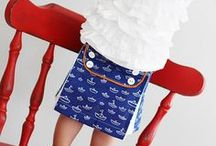 Skirt Pattern Free / The best collection of free skirt tutorials and free skirt patterns on Pinterest.