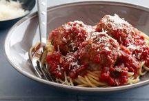 pasta / by Ellen Sussman