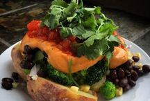 Starchivore / Recipes follow Whole Food / Plant Based with emphasis on starch. / by Susie {a.k.a. Mrs. V}