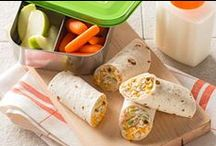 Lunch—Ready for You / Fast and easy everyday lunches sure to please the kids.   Looking for even more easy, fast and delicious recipes? Visit Meijer.com/readyforyou. / by Meijer