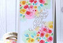 Cards: Watercolor