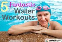 FITNESS: water related workouts