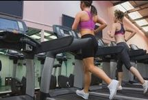 FITTNESS: weights, treadmills, and other equipment workouts