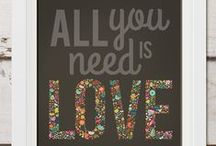 Printables Free: Love & Valentines
