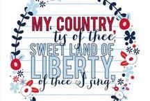 Printables Free: Patriotic