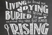 Printables Free: Easter, Spring, Hope