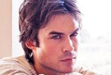 Ian Somerhalder / Damon Salvatore / Ian Somerhalder/Damon Salvatore